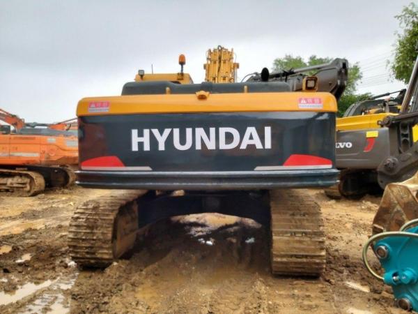 HYUNDAI ROBEX300LC-2011